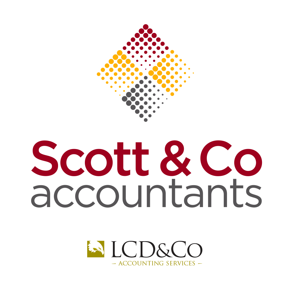 Scott & Co Accountants and Wealth Management (logo)